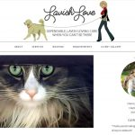 Illustrated Logo & New WordPress Website for Dog Walking Service